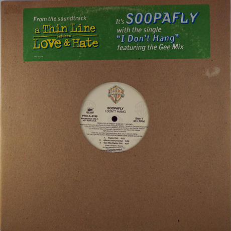 Soopafly - I Don't Hang