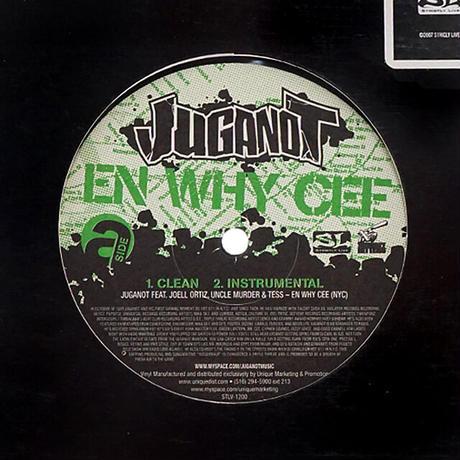Juganot // En Why Cee // HJ048A