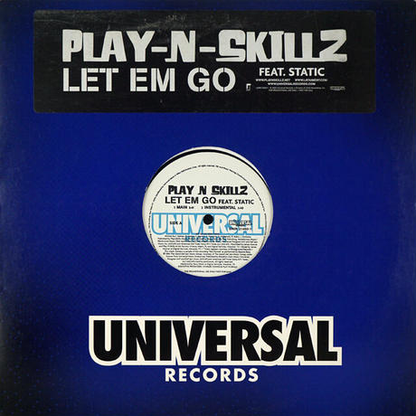 Play-N-Skillz Featuring Static // Let 'Em Go // HP053B