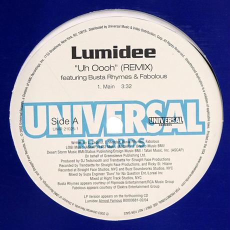 Lumidee - Uh Oooh (Remix) // RL006B