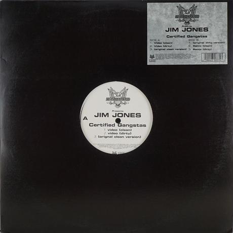 Jim Jones // Certified Gangstas