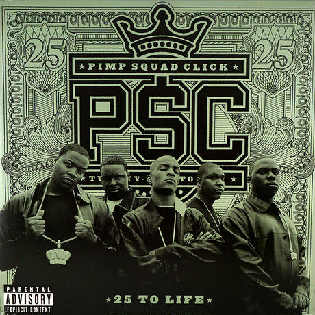 PSC // 25 TO LIFE (LP) // HP049A