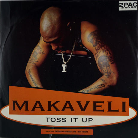 Makaveli // Toss It Up // WM030A