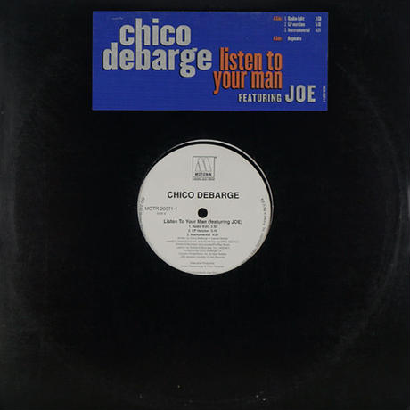 Chico DeBarge Feat. Joe // Listen To Your Man