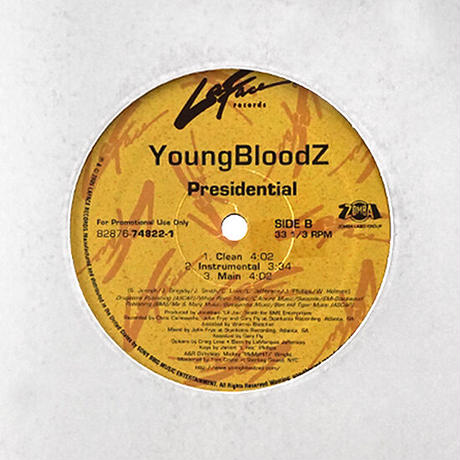 YoungBloodZ Featuring Akon // Presidential (Tha Remix) // HY048A