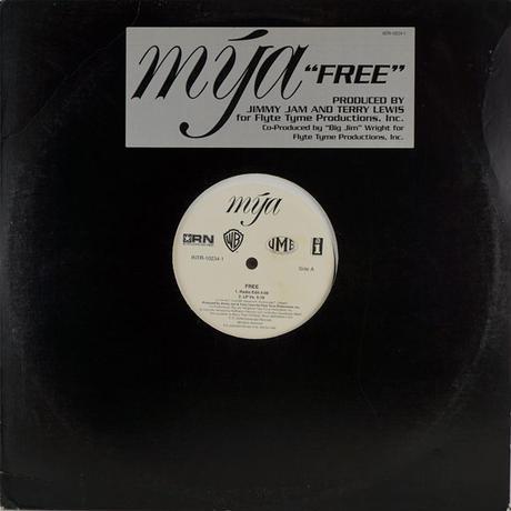 Mya - Free // RM041B