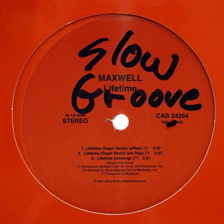 Maxwell - Lifetime