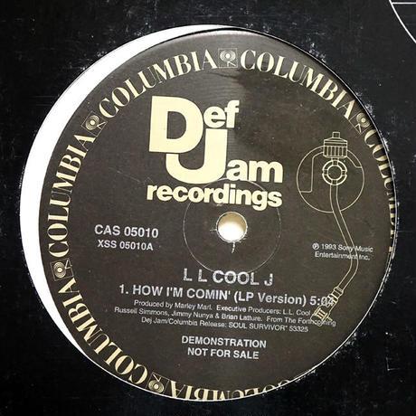 LL Cool J // How I'm Coming // HL016A