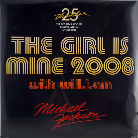 Michael Jackson - The Girl Is Mine 2008 // RM051A
