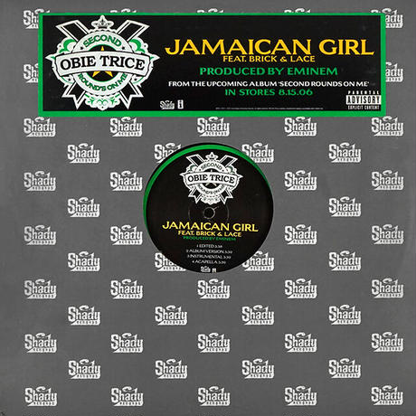 Obie Trice // Jamaican Girl // HO004A