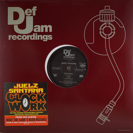 Juelz Santana // Clock Work // HJ040B