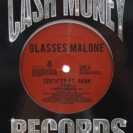 Glasses Malone Featuring Akon // Certified // HG018A