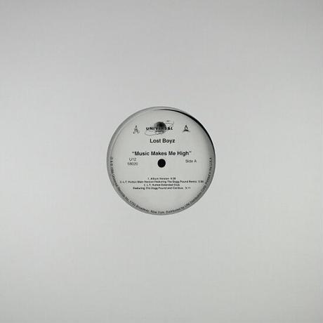 Lost Boyz // Music Makes Me High (Remix) // HL077B