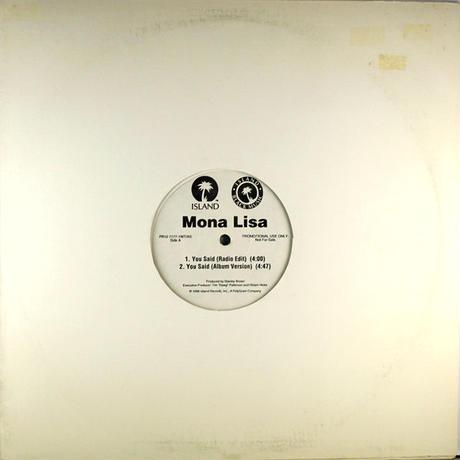 Mona Lisa - You Said // RM044A