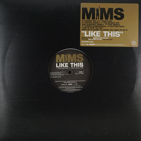 Mims // Like This
