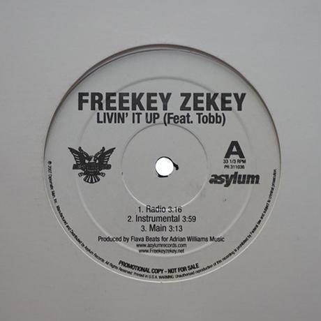 Freekey Zekey // Livin' It Up // HF016A
