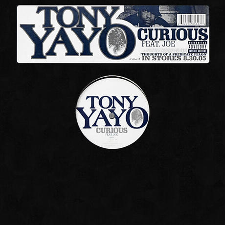 Tony Yayo // Curious // HT056A