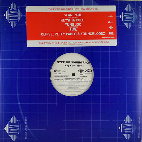 V.A - Step Up Key Cuts Vinyl