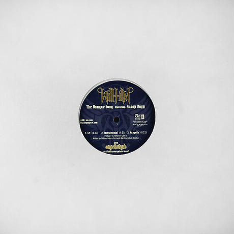 Will.I.Am Featuring Snoop Dogg // The Donque Song // HW009A