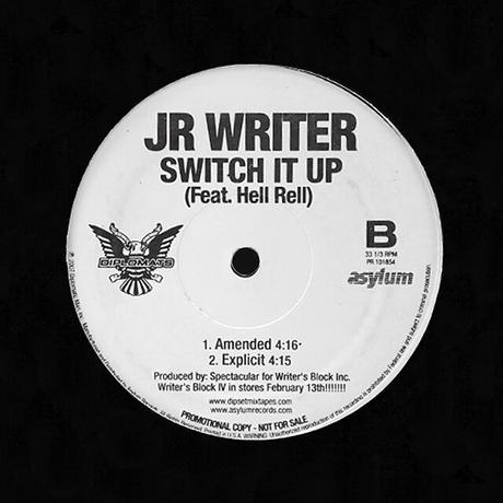 J.R. Writer // Get Em // HJ054A