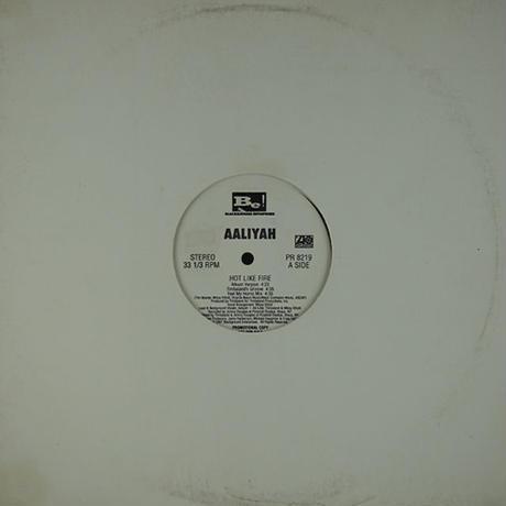 Aaliyah // Hot Like Fire