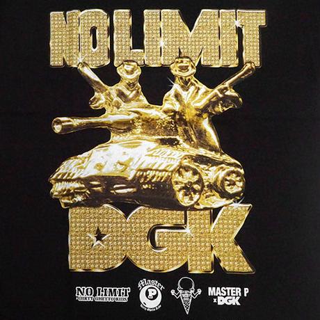 DGK Tシャツ -DGK x No Limit Tank Tee / BLACK-