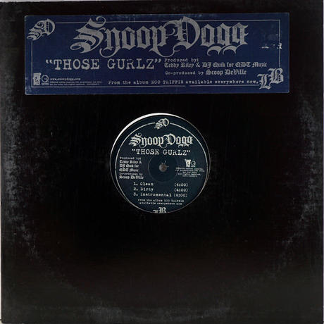 Snoop Dogg // Those Gurlz // WS050A