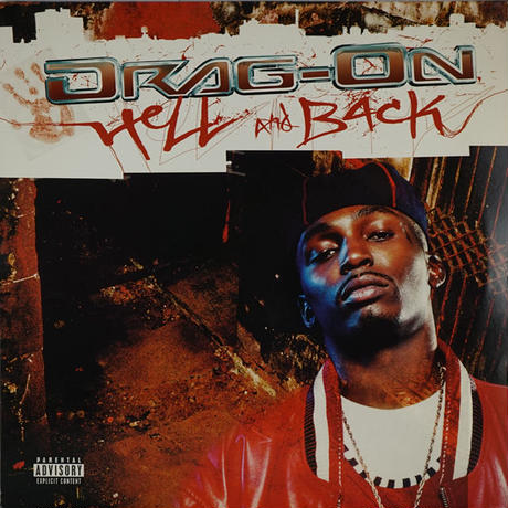 Drag-On // Hell And Back(LP)