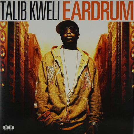Talib Kweli  // Eardrum(LP)