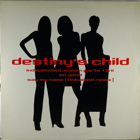 Destiny's Child // Independent Women // RD006C