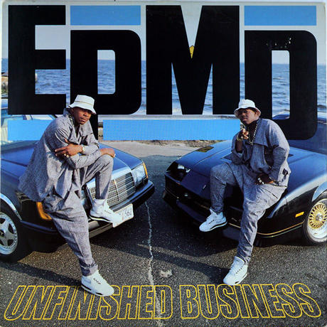 EPMD // Unfinished Business // HE010B