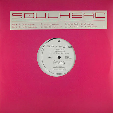 Soulhead // Fiesta // RS023A