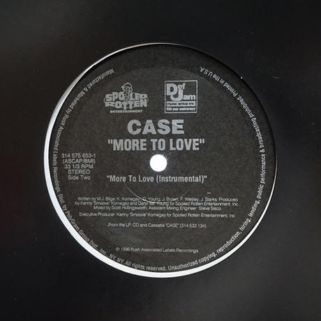 Case // More To Love // RC024A