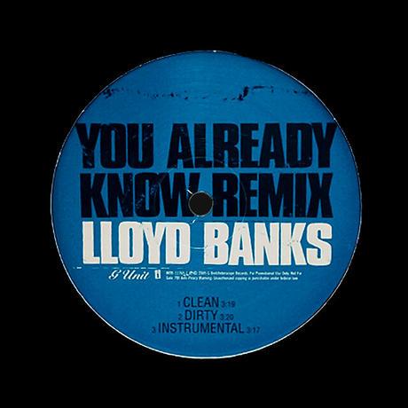 50 Cent / Lloyd Banks // I'll Whip Ya Head Boy (Remix) / You Already Know (Remix) // HM042A