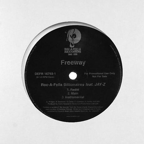 Freeway Feat. Jay-Z // Roc-A-Fella Billionaires // HF042A