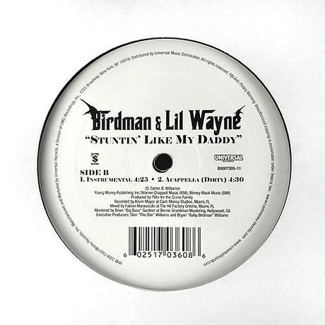 Birdman & Lil' Wayne // Stuntin' Like My Daddy // HB057B
