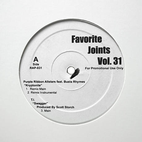 Various // Favorite Joints Vol.31 // H98037D