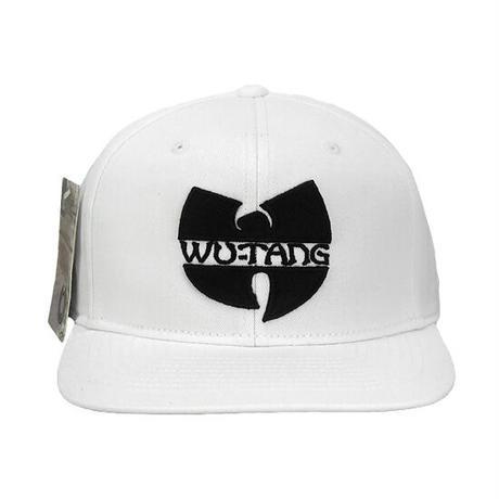 Wu-Tang Clan キャップ - WHITE -