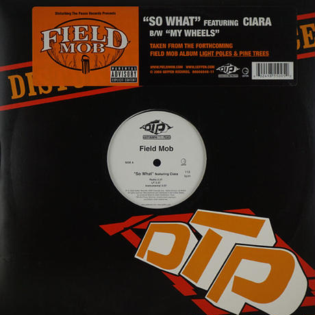 Field Mob // So What / My Wheels