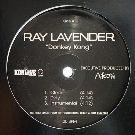 Ray Lavender // Donkey Kong // RR015A