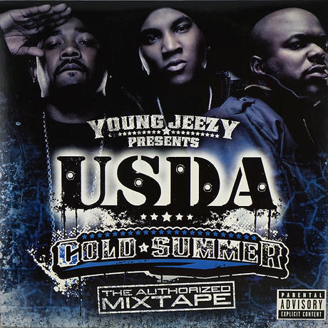 YOUNG JEEZY presents U.S.D.A. // COLD SUMMER (LP)