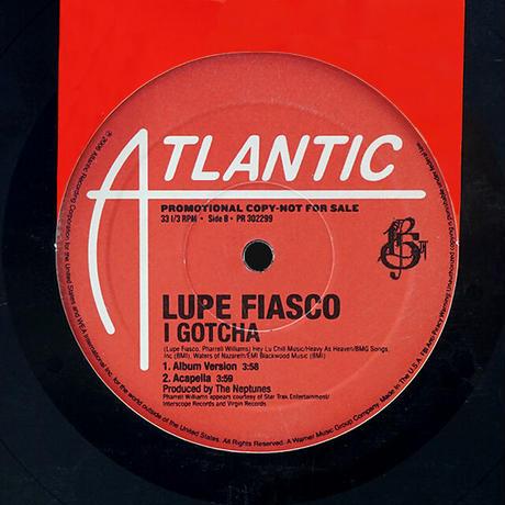 Lupe Fiasco // I Gotcha // HL061B