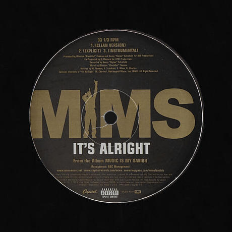 Mims // They Don't Wanna Play / It's Alright // HM040B