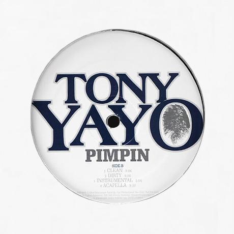 Tony Yayo // Curious // HT057A