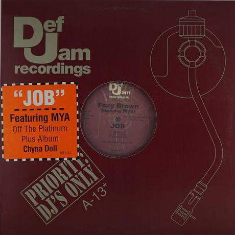 Foxy Brown // Job // HF013A