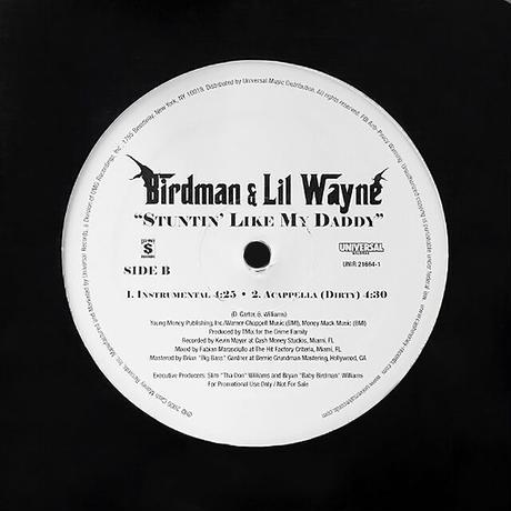 Birdman & Lil' Wayne // Stuntin' Like My Daddy // HB056B