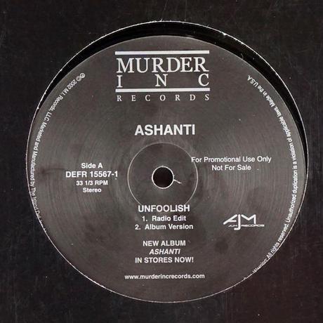 Ashanti - Unfoolish