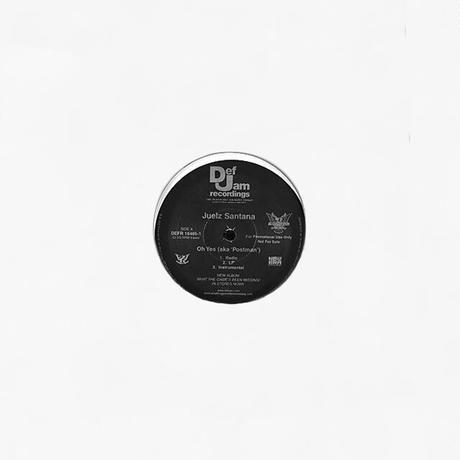 Juelz Santana // Oh Yes (Aka Postman) / Shottas // HJ053C