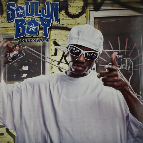 SOULJA BOY // SOULJA BOY TELL EM.COM (LP)