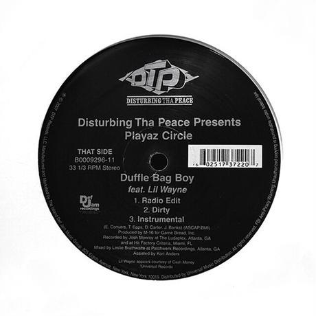 Disturbing Tha Peace / Playaz Circle // Celebrity Chick / Duffle Bag Boy // HD041B